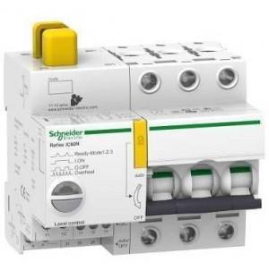 Выключатель автоматический iC60N REFLEX 3п 63A C Ti24 Schneider Electric