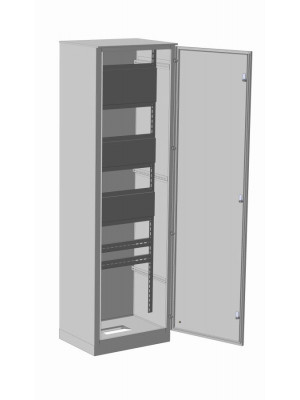 Корпус ВРУ-1 1800х1000х450 IP54 RAL 7035 цельнометаллический
