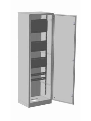Корпус ВРУ-1 2000х450х450 IP54 RAL 7035 цельнометаллический