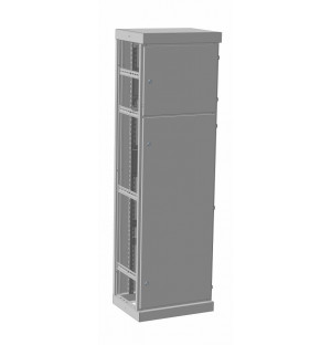 Корпус ВРУ-2 2000х600х450 IP31 без б/п RAL 7035 серый