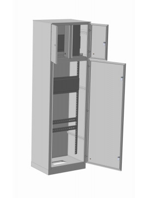 Корпус ВРУ-3 1800х630х600 IP54 RAL 7035 цельнометаллический