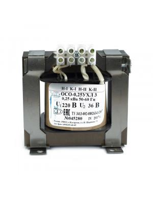 Трансформатор ОСО-0,4 380/220 УХЛ3