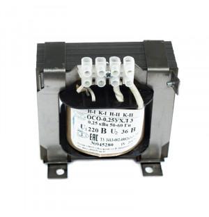Трансформатор ОСО 0,4 380/ 42